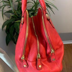 New JCrew beautiful red purse